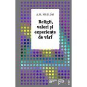 Religii, valori si experiente de varf