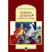Stefan, Stefan Domn cel mare - Constantin Bostan