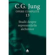 Studii despre reprezentarile alchimice, vol. 13 - C. G. Jung. Opere Complete
