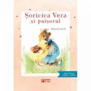 Soricica Vera si puisorul - Marjolein Bastin (Editie bilingva engleza-romana)