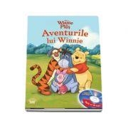 Winnie de plus. Aventurile lui Winnie - Carte cu CD audio (Lectura - Vlad Gherman)