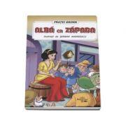 Alba ca Zapada - Ilustratii de Serban Andreescu