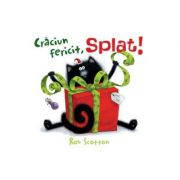 Craciun fericit, Splat! - Rob Scotton