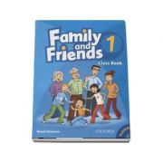 Family and Friends 1 - Class Book and MultiROM Pack - Naomi Simmons (New Edition)