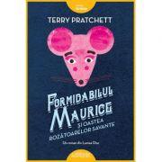 Formidabilul Maurice si oastea rozatoarelor savante