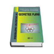 Probleme calitative de Geometrie Plana - Biblioteca Olimpiadelor de Matematica