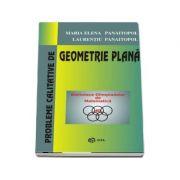 Probleme calitative de Geometrie Plana - Biblioteca Olimpiadelor de Matematica (Editie necartonata)
