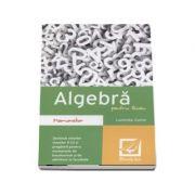 Memorator de Algebra pentru liceu - Luminita Curtui