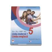 Curs de limba engleza, limba moderna 1, manual pentru clasa a V-a - Emma Heyerman (Contine editia digitala)