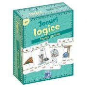 Jocuri logice - Pozitii spatiale (48 de jetoane)