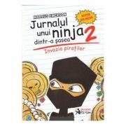Jurnalul unui ninja dintr-a sasea, volumul 2 - Invazia piratilor