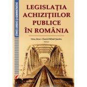 Legislatia achizitiilor publice in Romania (Irina Alexe)