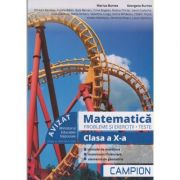Matematica. Probleme si exercitii, teste clasa a X-a (PROFIL TEHNIC) - Metode de numarare, Matematici financiare, Elemente degeometrie