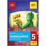 Clubul matematicienilor. Matematica pentru clasa a V-a, semestrul II