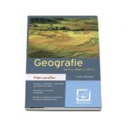 Memorator de Geografie pentru clasa a XII-a - Cristina Moldovan (Romania-Europa-UE)
