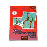 Piticot se comporta civilizat, grupa mica 3-4 ani - Domeniul Om si Societate (Caruselul cunoasterii)