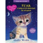 STAR, o pisicuta singura in noapte (Holly Webb)
