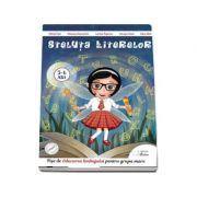 Steluta Literelor - Fise de Educarea limbajului pentru grupa mare 5-6 ani - Mirela Fiser