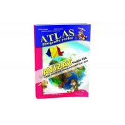 Atlas geografic scolar - AVIZAT Ministerul Educatiei Nationale - Pozitia 956 in lista CNEE