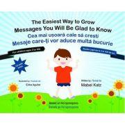 Cea mai uşoară cale să creşti, mesaje care-ţi vor aduce multă bucurie (carte + CD)