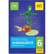 Clubul matematicienilor. Matematica pentru clasa a VI-a, semestrul II (2018)