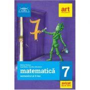 Clubul matematicienilor. Matematica pentru clasa a VII-a, semestrul II (2018)