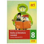 Evaluare nationala la finalul clasei a VIII-a 2018 - Limba si literatura romana
