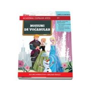 Academia copiilor isteti. Primele notiuni de vocabular - Jocuri interactive, diploma finala