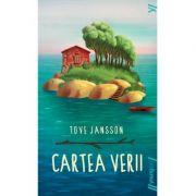 Cartea verii - Tove Jansson (Editie Paperback)