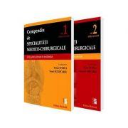 Compendiu de specialitati medico-chirurgicale, 2 volume (REZIDENTIAT 2018)