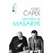 Convorbiri cu Masaryk (Karel Capek)