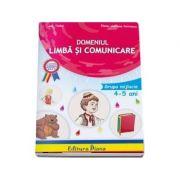 Domeniul limba si comunicare, pentru grupa mijlocie - Nivel 4-5 ani