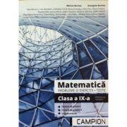 Matematica, probleme si exercitii, Teste pentru clasa a IX-a - Profilul tehnic
