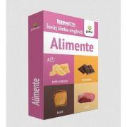 Invat limba engleza - Alimente (Carduri)