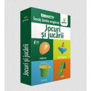 Invat limba engleza - Jocuri si jucarii (Carduri)
