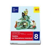 Limba si literatura romana pentru clasa a VIII-a semestrul al II-a. Metoda STIU-DESCOPAR-APLIC - Florentina Samihaian (Editia 2018)