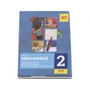 Matematica, clasa a II-a. Exercitii si probleme pentru pregatirea curenta. Pentru exersare in vederea Evaluarii Nationale - Alina Radu (Avizat M. E. N. 2018)