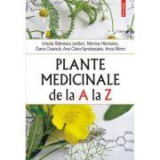 Plante medicinale de la A la Z (editia a III-a)