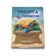 Traista cu povestiri - Elida Oncea (Contine CD)