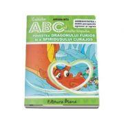 Povestea Dragonului Furios si a Spiridusului Curajos - Agresivitatea din dubla perspectiva - Colectia ABC-ul povestilor terapeutice