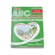 Insula broscutelor furioase - Furia si controlul ei - Colectia ABC-ul povestilor terapeutice
