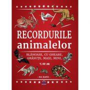 Recordurile animalelor - Blanoase, cu gheare, grasute, maxi, mini, te vor uimi