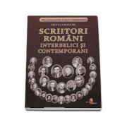 Sa cunoastem lumea impreuna! Scriitori romani, interbelici si contemporani (Set 32 fise cartonate)