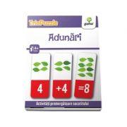 TrioPuzzle - Adunari. Activitati matematice introductive (Contine 60 de carduri)