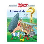 Asterix si cosorul de aur - Rene Goscinny