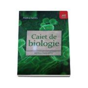 Caiet de biologie pentru clasa a V-a - Rodica Sandu