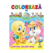 Coloreaza cu Baby Looney Tunes - Cartea celor mici
