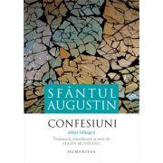 Confesiuni (Editie bilingva) Sfantul Augustin