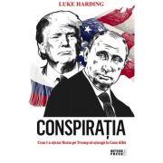 Conspiratia - Luke Harding