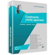 Contracte civile speciale - Elaborare, comentarii, modele